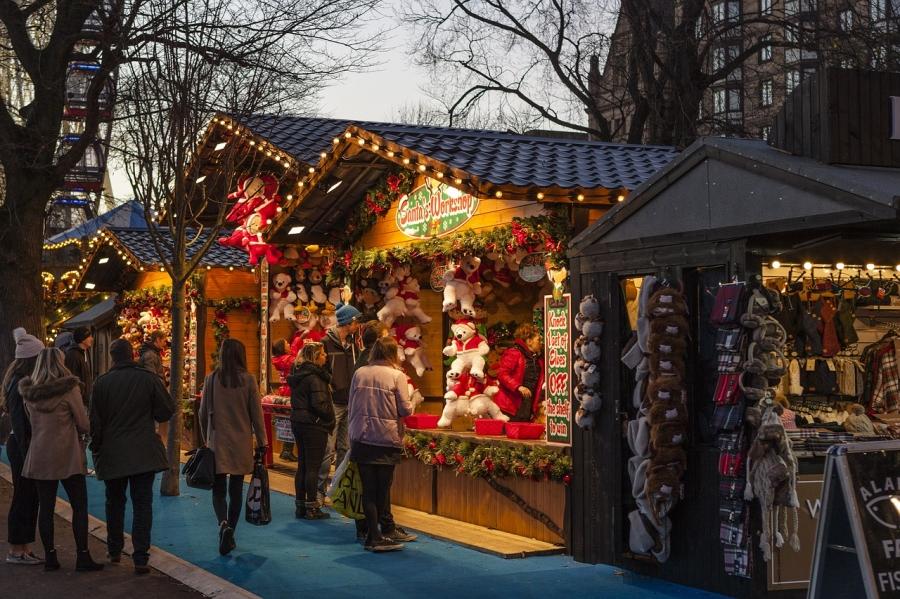 Goslar Weihnachtsmarkt.Wanderung Zum Weihnachtsmarkt Goslar